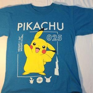 Picachu Pokemon T-shirt